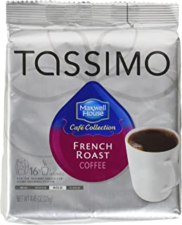 Maxwell House Café Collection French Roast Coffee