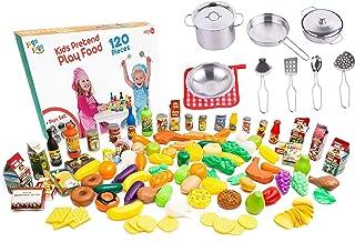 juego de accesorios de cocina para niños, juegos de ollas y