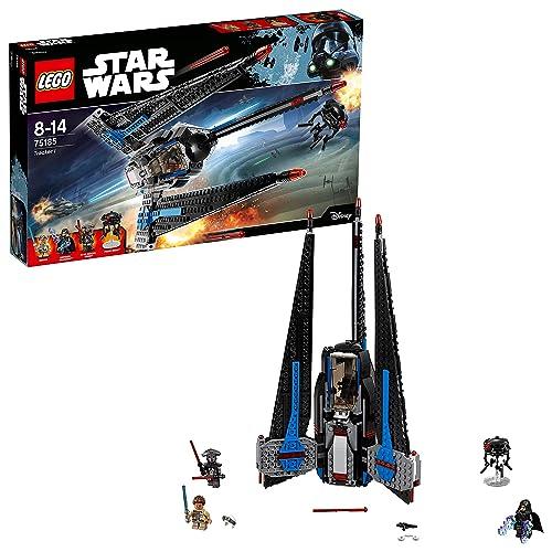 LEGO Star Wars - Tracker I - 75185 - Jeu de Construction