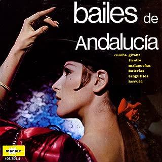 Bailes de Andalucía