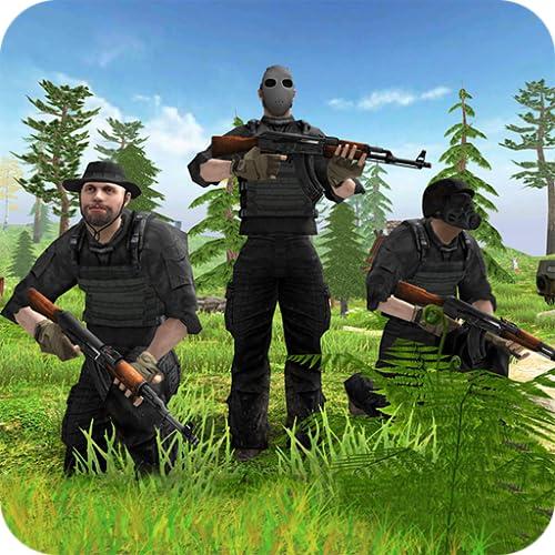 Jungle Counter Attack FPS Commando Strike