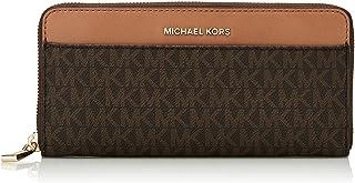 ed4845a6bfa0 Michael Kors Women s Mercer Zip Around Continental Wallet