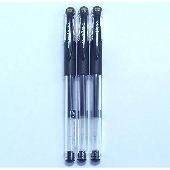 Envío gratuito 5 un Uni-Ball Signo UM-151 0.28mm Roller Ball Pen con tapa de tinta de color rosa