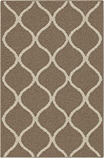 Maples Rugs Rebecca Contemporary Kitchen Rugs Non Skid Accent Area Carpet [Made in USA],..