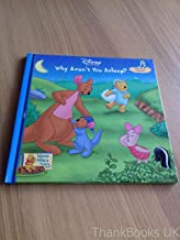 Why Aren't You Asleep? Vol. 15 Nocturnal Animals (Winnie the Pooh's Thinking Spot Series, Volume 15)