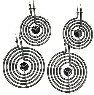 Cooking Appliances MP22YA Electric Range Burner Element Unit Set 2- MP15YA 6.5
