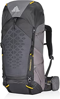 Gregory Mountain Products Paragon 58 Liter Men's Lightweight Multi Day Backpack | Raincover Included,Hydration Sleeve and Day Pack Included, Lightweight Construction | Lightweight Comfort on the Trail