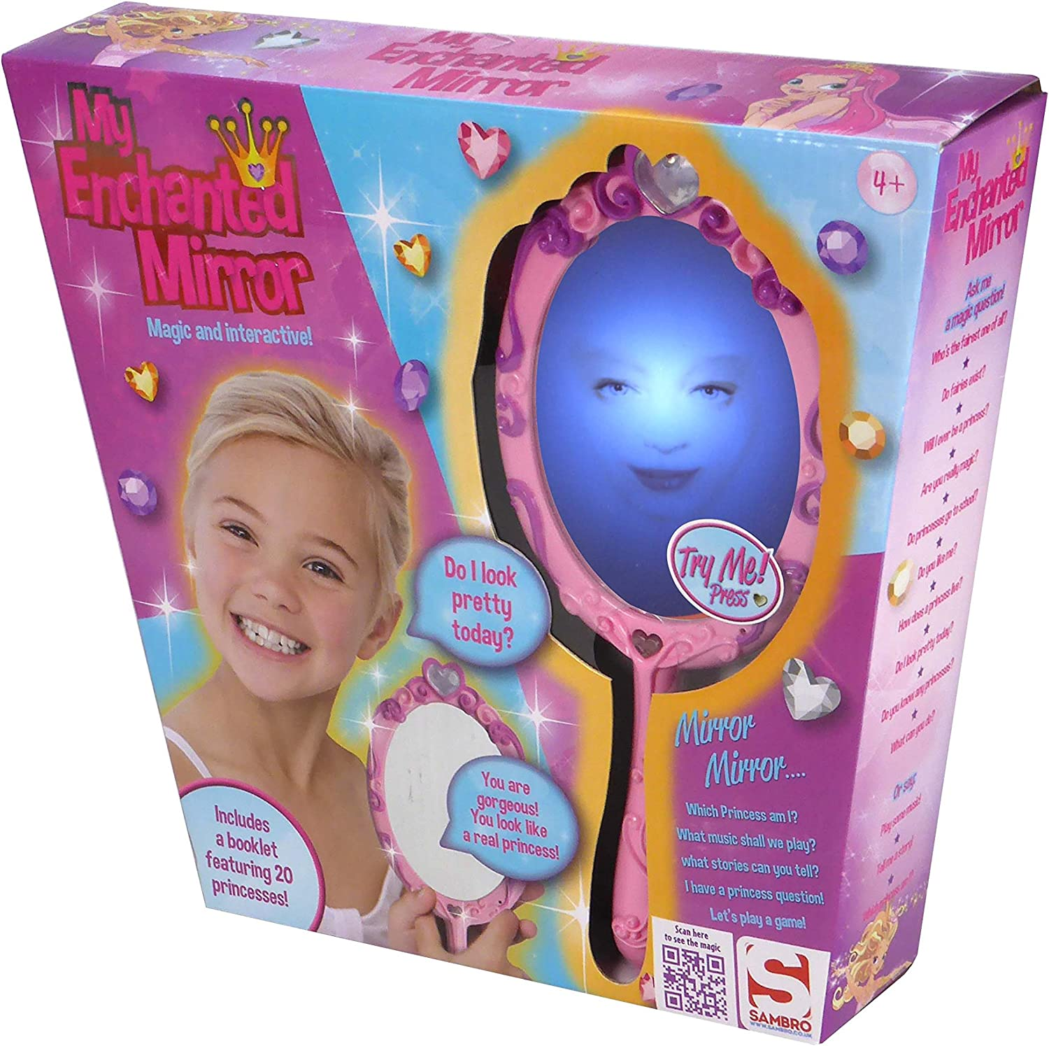 My Enchanted Mirror 876 Nwt170 my Enchanted Mirror by My Enchanted Mirror