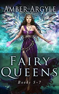 Fairy Queens Saga: Books 5-7 (Fairy Queens Box Set Book 2)
