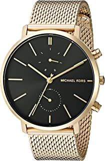 Michael Kors Men's Jaryn Gold-Tone Watch MK8503