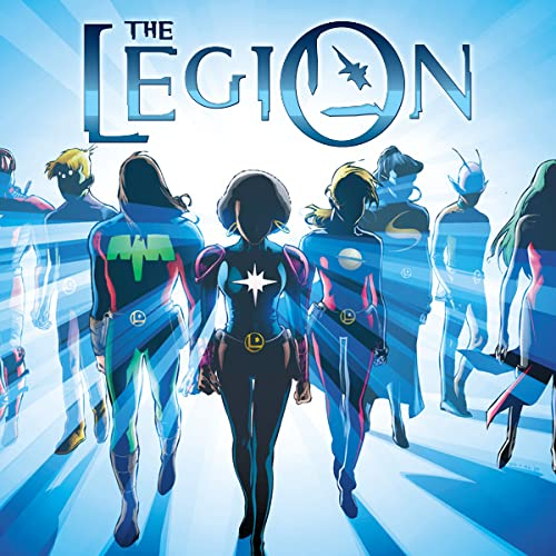 The Legion (2001-2004) (Issues) (39 Book Series)