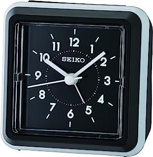 Seiko ENA alarm clock, Black