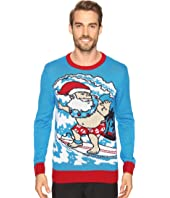 TravisMathew - Surfing Santa Sweater
