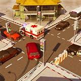 Ville Circulation Contrôle Simulateur 2018: Circulation Des voies se ruer Intersection Manette Jeux Pour Gratuit