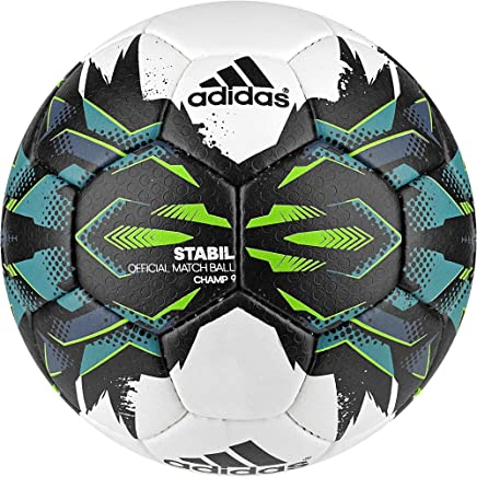 ec3129f7299e3 adidas Stabil Champ9 - Ballon de Handball, Couleur Blanc, Taille 3