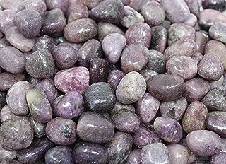 1/4 lb Bulk Lot Lepidolite Tumbled Stones by Rainbowrecords239