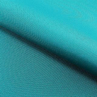 NOVELY Oxford 210D | Polyester | anschmiegsam nachgiebig | Meterware Segeltuch Aqua Türkisblau