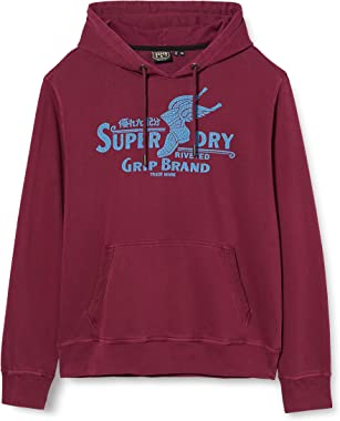Superdry Dry Goods Hood Sweat-Shirt Homme