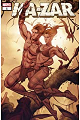 Ka-Zar: Marvel Tales (2021) #1 (Marvel Tales (2019-)) Kindle Edition