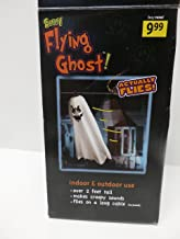 Scary Animated Flying 2 Ft Ghost with Sound