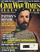 Civil War Times Illustrated August 2000 Magazine GENERAL ROBERT E. LEE'S HOME FOR SALE A Wounded Reb's Tale Of Survival