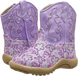 Roper Kids Cowbaby Lavender (Infant/Toddler)