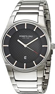 Kenneth Cole Casual Watch For Men Analog Stainless Steel - Kc15103001