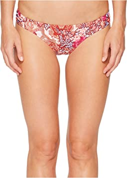 Laundry by Shelli Segal - Floral Paisley Tab Side Hipster Bikini Bottom