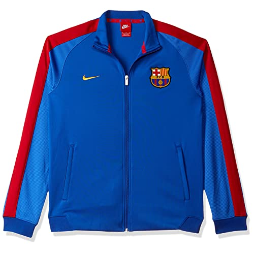 3e0c29e82e1 NIKE FC Barcelona Sportswear Authentic N98 Men's Track Jacket