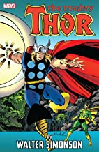 Thor by Walter Simonson Vol. 4 (Thor (1966-1996)) (English Edition)