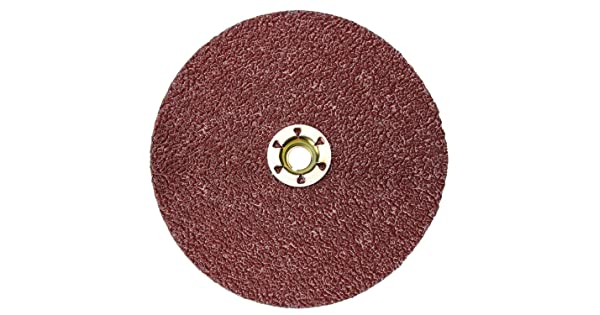 3 Dia 3 Thick T16 24 Grit 5//8-11 Arbor Cones and Plugs 10 Pack