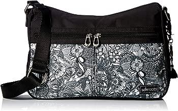 Sakroots Women's New Adventure Willow Hobo Travel Shoulder Bag