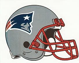 aa g 4 Stickers Patriot Die Cut Stickers NFL Football Helmet Logo Sticker Team Set Boston Pats