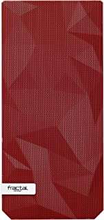 Fractal Design Color Mesh Panel Torre completa Panel frontal - Componente (Torre completa, Panel frontal, Malla, Rojo, 190 mm, 404 mm)