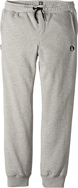 Volcom Kids - Single Stone Fleece Pants (Big Kids)