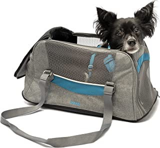 Kurgo Metro Carrier, Soft Sided Pet Carrier Bag, Duffle Bag Carrier for Dogs, Water-Resistant, Airline Compliant, For Cats...