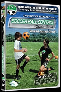 Soccer Training DVD for KIDS of ALL ages!