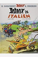Asterix in German: Asterix in Italien Hardcover