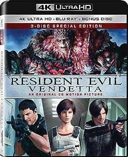 Resident Evil: Vendetta [USA] [Blu-ray]