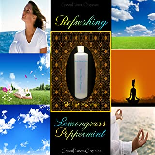 Lemongrass & Peppermint Perfumed Oil (For Oil Lamps/Reed Diffusers/Candle & Soap Craft)