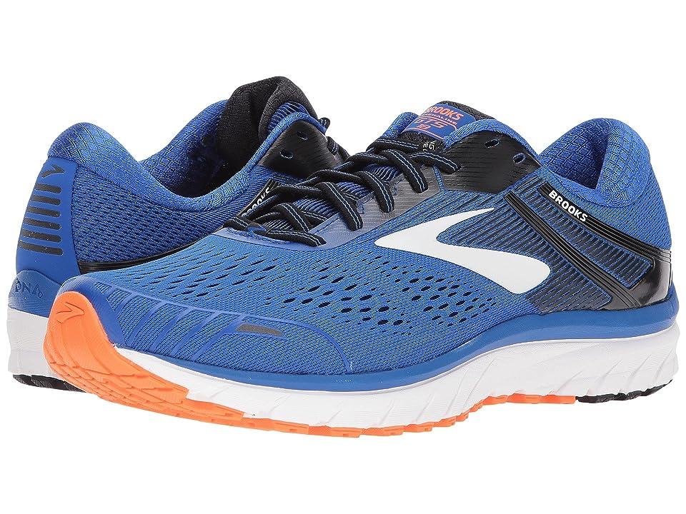 Brooks Adrenaline GTS 18 (Blue/Black/Orange) Men