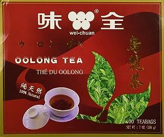 Wei-Chuan Oolong Tea (100 Teabags)