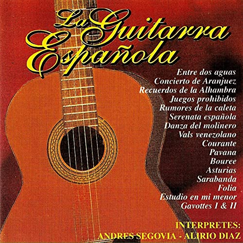 La Guitarra Española de Various artists en Amazon Music - Amazon.es