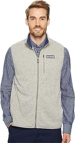 Vineyard Vines - Dressy Sweater Fleece Vest