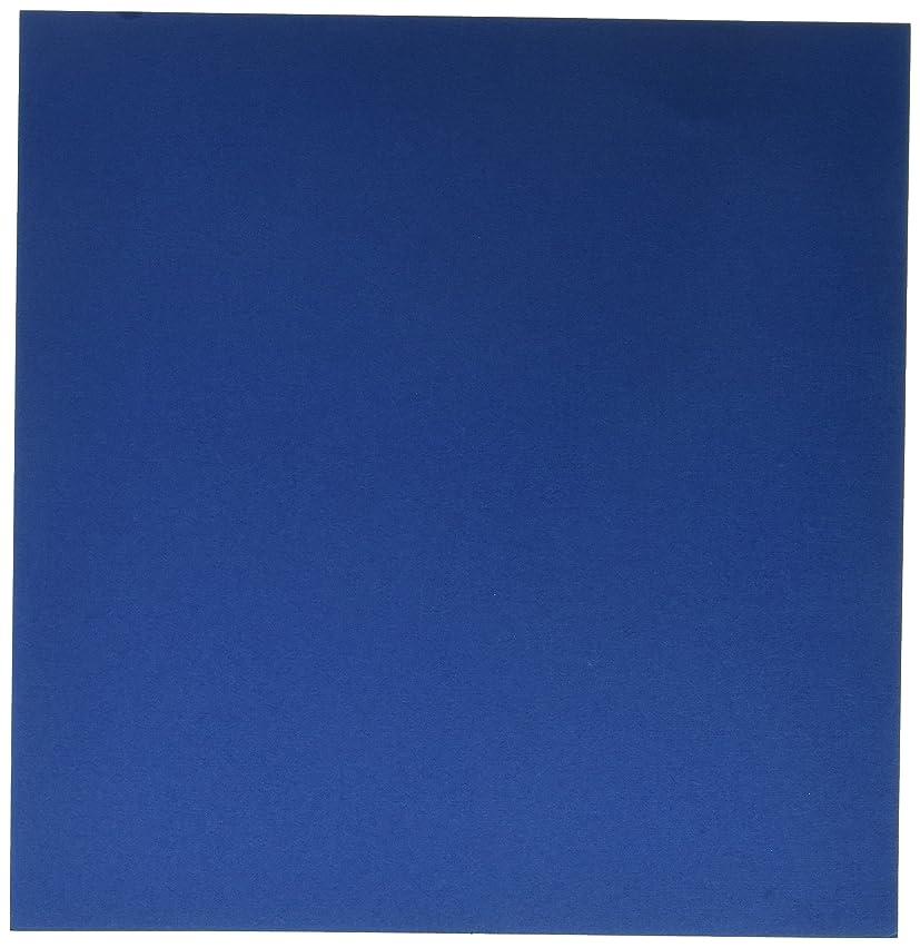 Bazzill Basics Paper BBP-7-708E Cardstock Arctic Dk Blue 12X12 80Lb Mono by Bazzill,