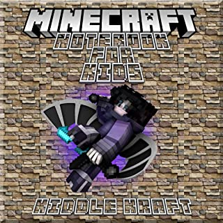 Minecraft Notebook for Kids (English Edition)
