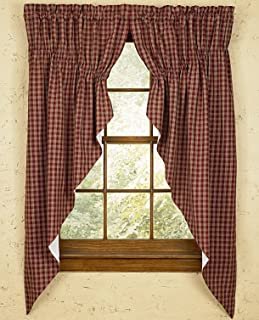 Best country primitive curtains Reviews