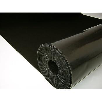 MuteX Soundproof Material (Black, 30 sqft, 5'x6')
