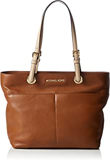 Michael Kors Women's Bedford Top Zip Pocket Tote Bag