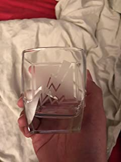Rainbow Six Siege Bandit Operator Logo Drinking Glass